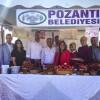 Belediye Başkanımız Sami Baysal Adana Lezzet Festivalindeki Pozantı ilçemizin standını ziyaret etti.
