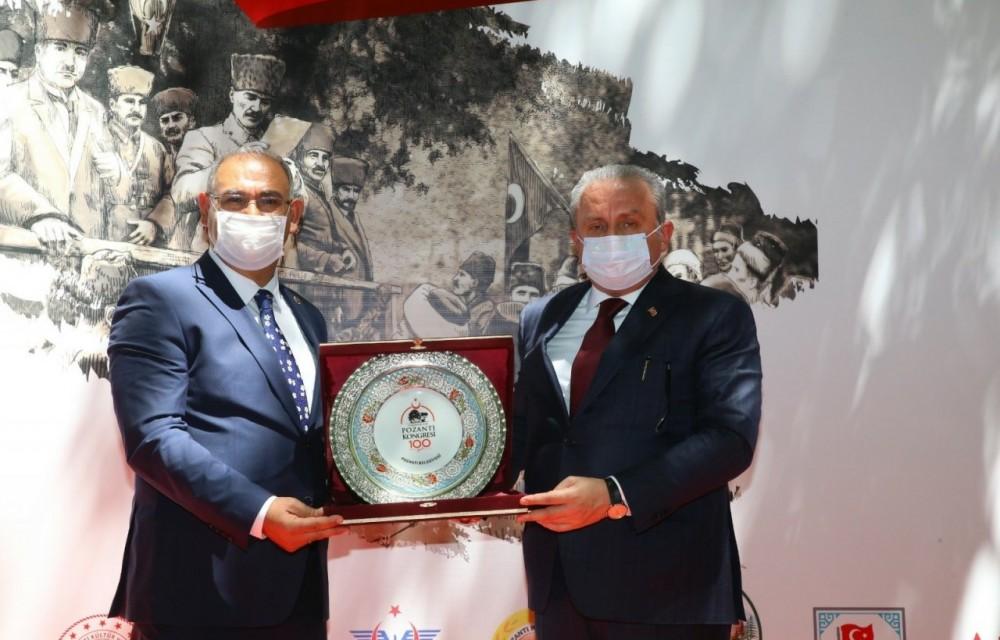POZANTI KONGRESİ'NİN 100. YILI ŞANINA YAKIŞIR ŞEKİLDE KUTLANDI