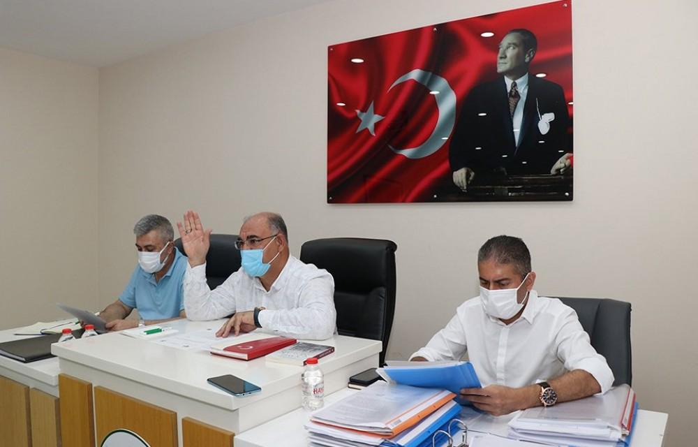EYLÜL AYI MECLİS TOPLANTISI GERÇEKLEŞTİRİLDİ