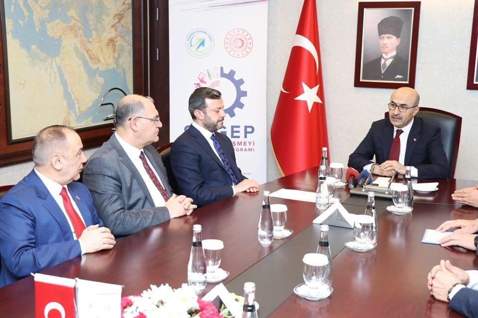 SOGEP'ten Adana'da 2 Projeye Destek