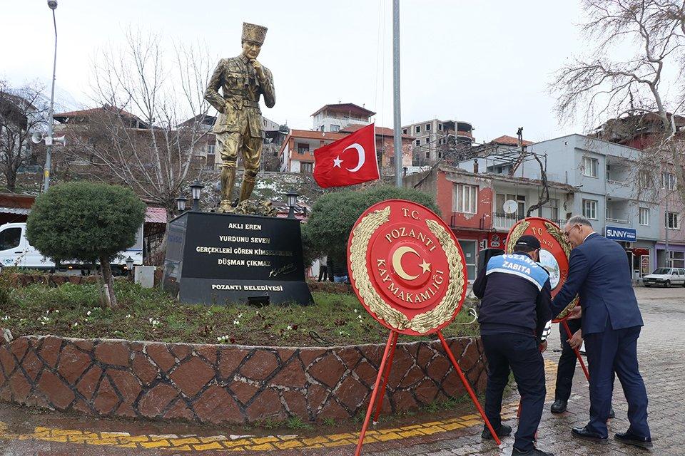 18 MART ÇANAKKALE DENİZ ZAFERİNİN 105 YILINA BURUK KUTLAMA
