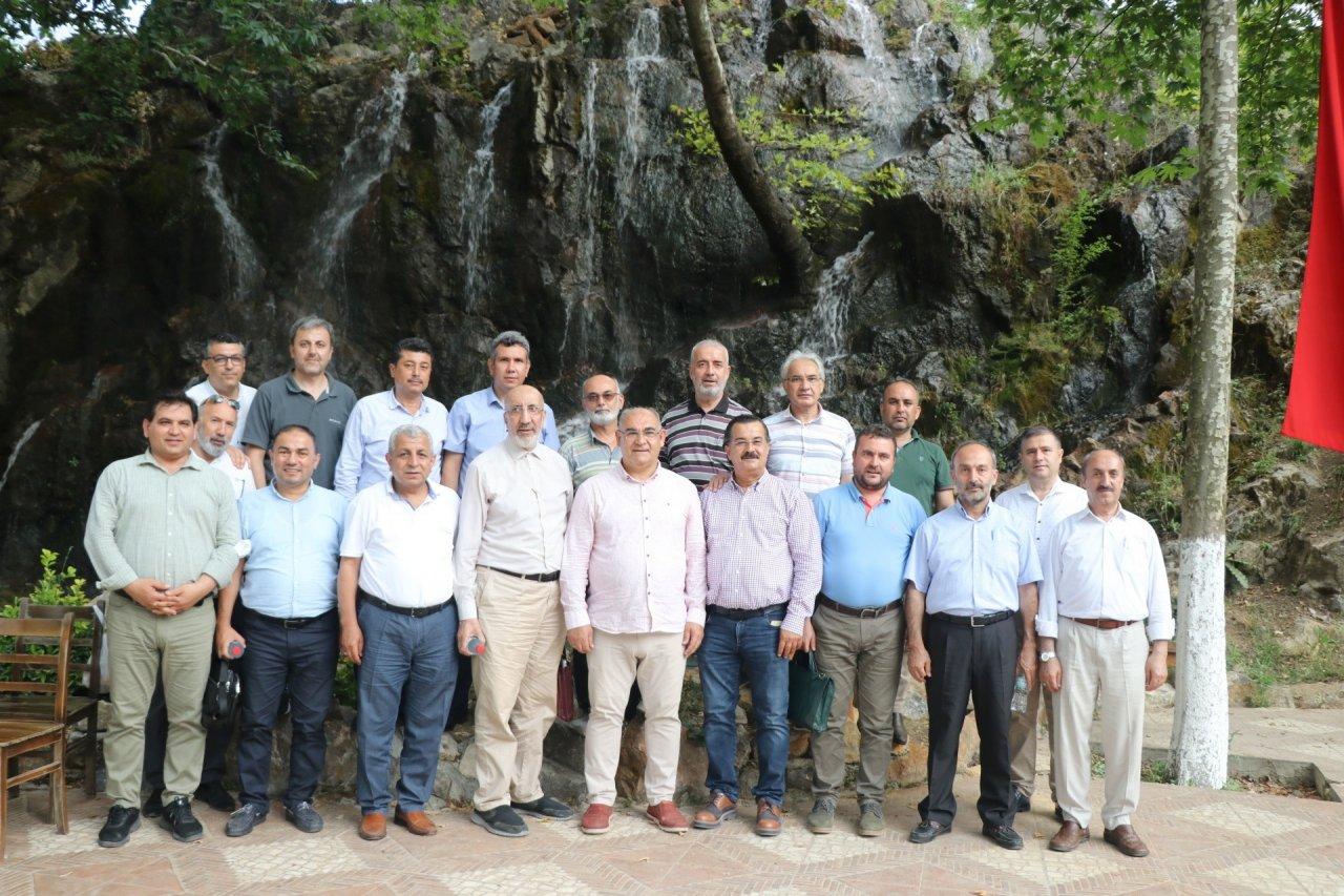 Ankara ve İstanbul'daki Adanalılar Pozantı'da buluştu